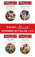 Harlequin Presents November 2017 - Box Set 1 of 2 - An Anthology 電子書 by Sharon Kendrick, Maya Blake, Rachael Thomas,...