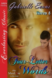 Four-Letter Words ebook by Gabrielle Evans