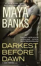 ebook Darkest Before Dawn de Maya Banks