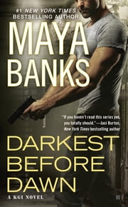 Darkest Before Dawn ebook by Maya Banks