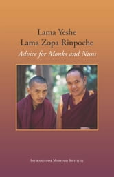 Advice for Monks and Nuns ebook by Lama Yeshe