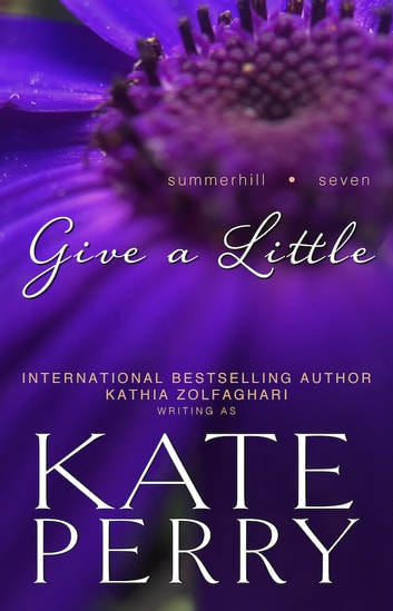 Give a Little ebook by Kate Perry,Kathia Zolfaghari