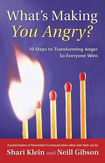 What's Making You Angry? - 10 Steps to Transforming Anger So Everyone Wins ebook by Shari Klein,Neill Gibson