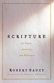 Scripture ebook by Robert Saucy