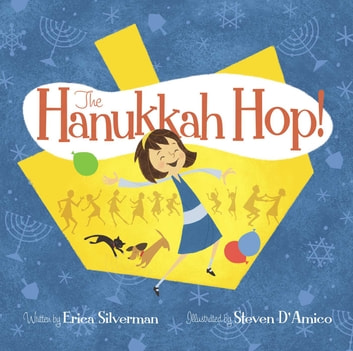 The Hanukkah Hop! ebook by Erica Silverman