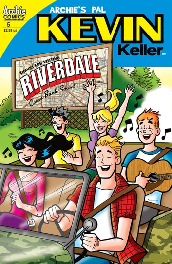 Kevin Keller #5 ebook by Dan Parent, Rich Koslowski