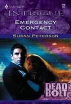 Emergency Contact ebook by Susan Peterson