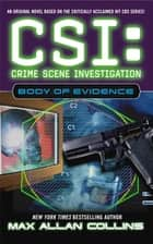 Body of Evidence ebook by Max Allan Collins