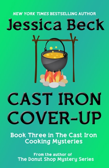 Cast Iron Cover-Up ekitaplar by Jessica Beck