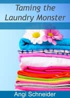 {The Busy Mom's Guide} Taming the Laundry Monster ebook by Angi Schneider