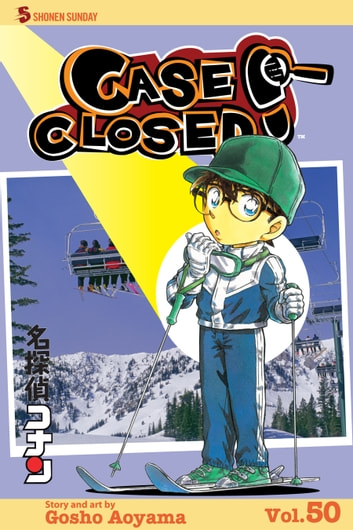 Case Closed, Vol. 50 - Murder on the Slopes ebook by Gosho Aoyama