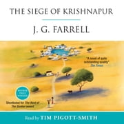 The Siege Of Krishnapur audiobook by J. G. Farrell