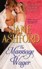 The Marriage Wager ebook by Jane Ashford