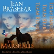 Marshalls Boxed Set, The - Books 1-3 audiobook by Jean Brashear