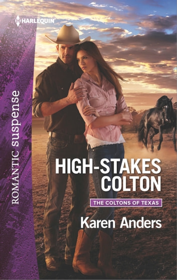 High-Stakes Colton ebook by Karen Anders