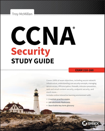 CCNA Security Study Guide - Exam 210-260 ebook by Troy McMillan