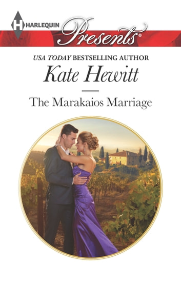 The Marakaios Marriage ebook by Kate Hewitt