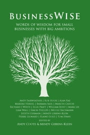 BusinessWise: Words of Wisdom for Small Businesses with Big Ambitions ebook by Mindy Gibbins-Klein, Andy Coote