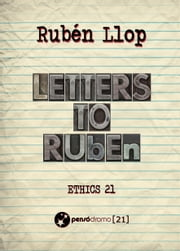 Letters to Ruben ebook by Rubén Llop,Mark Riepling,Mark Lodge