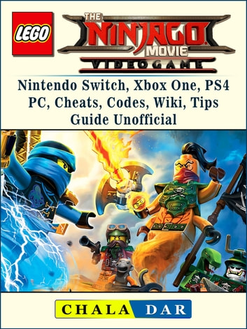 The Lego Ninjago Movie Video Game Nintendo Switch Xbox One Ps4