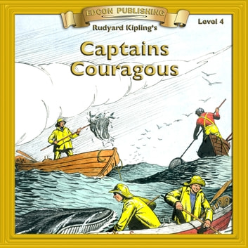 Captains Courageous - 10 Chapter Classics audiobook by Rudyard Kipling