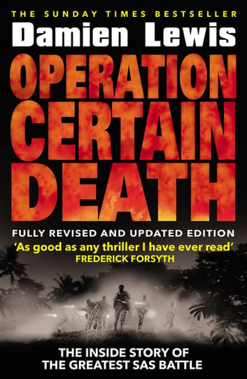 Operation Certain Death ebook by Damien Lewis