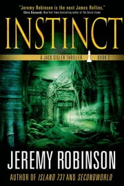 Instinct ebook by Jeremy Robinson