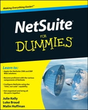 NetSuite For Dummies ebook by Julie Kelly, Luke Braud, Malin Huffman