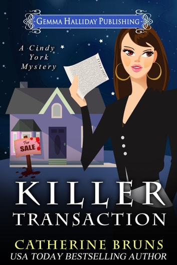 Killer Transaction ebook by Catherine Bruns