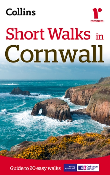 Short Walks in Cornwall ebook by Collins Maps