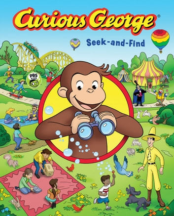 Curious George Seek-and-Find (CGTV) ebook by H. A. Rey