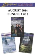 Love Inspired Suspense August 2014 - Bundle 1 of 2 ebook by Lynette Eason,Hope White,Rachel Dylan