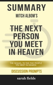 5 people you meet in heaven summary