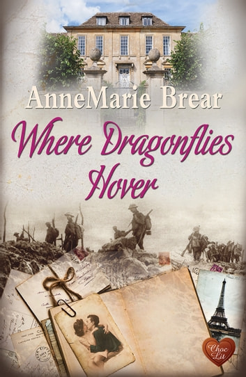 Where Dragonflies Hover (Choc Lit) - When a stranger's life is more intriguing than your own ebook by AnneMarie Brear