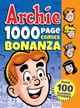 Archie 1000 Page Comics Bonanza eBook par Archie Superstars