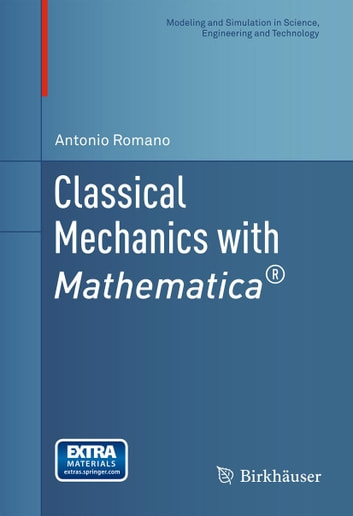 Classical mechanics with mathematica ebook by antonio romano classical mechanics with mathematica ebook by antonio romano fandeluxe Choice Image