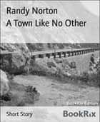A Town Like No Other ebook by Randy Norton