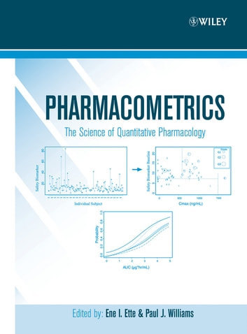 Pharmacometrics - The Science of Quantitative Pharmacology ebook by