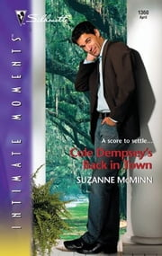 Cole Dempsey's Back in Town ebook by Suzanne McMinn