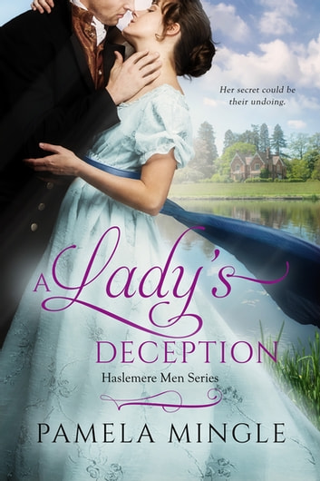 A Lady's Deception ebook by Pamela Mingle