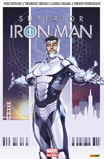 Superior Iron-Man ebook by Tom Taylor,Yildiray Cinar