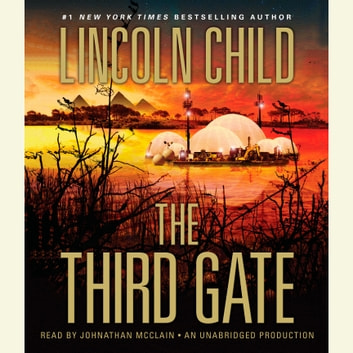 The Third Gate - A Novel audiobook by Lincoln Child