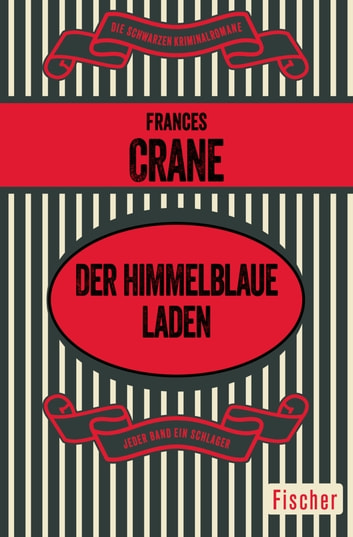 Der himmelblaue Laden - Kriminalroman ebook by Frances Crane