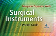 Surgical Instruments - A Pocket Guide ebook by Maryann Papanier Wells