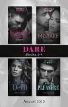 Forbidden to Touch/Hot Mistake/She Devil/Wicked Pleasure ebook by Christy McKellen, Taryn Leigh Taylor, Cara Lpckwood,...