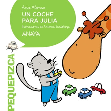 Un coche para Julia ebook by Ana Alonso