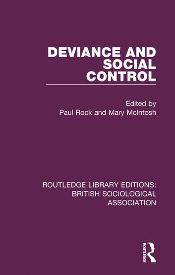 deviance and social control in animal farm Arthur quiller-couch, ed 1919 the oxford book of english verse: 1250-1900 alphabetic index of authors : shelley, percy bysshe to yeats, william butler.