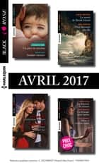 9 romans Black Rose (n°425 à 427 - Avril 2017) ebook by
