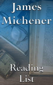 James Michener - Reading List ebook by Edward Peterson