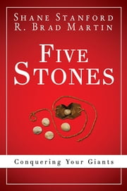 Five Stones - Conquering Your Giants ebook by Shane Stanford,R. Brad Martin
